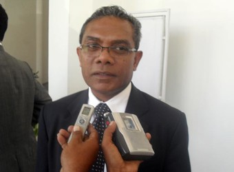 MCI Minister Constancio Pinto said the government has already reached out to the business community to reduce imports of salt into Timor-Leste.